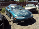 1996 MITSUBISHI ECLIPSE COUPE COLOR GREEN STK 113569
