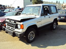 1989 DODGE RAIDER 2DOOR 3.0L MT 4X4 COLOR SILVER STK # 113581