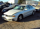 2003 MITSUBISHI GALANT ES MODEL 2.4L AT COLOR WHITE STK # 113582