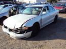 2002 MITSUBISHI GALANT ES MODEL 2.4L AT COLOR WHITE STK # 113584