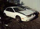 1999 SATURN SL2 4 DOOR SEDAN 1.9L DOHC AT COLOR WHITE STK 129823