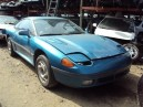 1991 DODGE STEALTH ES, 3.0L 5SPD, COLOR GREEN, STK 153699