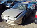 1993 SATURN SL2 MODEL 1.9L DOHC AT FWD COLOR GOLD STK 129830