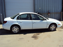 2000 SATURN 4DOOR SEDAN SL2 MODEL 1.9L DOHC AT FWD COLOR WHITE STK 129841