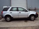 2002 SATURN VUE SUV 3.0L V6 AT AWD COLOR SILVER STK 129842
