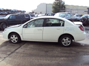 2006 SATURN ION 4 DOOR SEDAN LEVEL 2 MODEL 2.2L AL FWD COLOR WHITE STK 129845