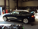 1995 MITSUBISHI ECLIPSE 2 DOOR COUPE RS MODEL 2.0L DOHC NON TURBO MT FWD COLOR GREEN stk 123614