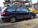 1997 SUBARU LEGACY OUTBACK LIMITED, 2.5L, AUTO AWD, COLOR BLACK, STK U14046