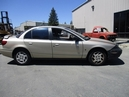 2000 SATURN SL2 GOLD 4DOOR 1.9L DOHC MT 159903
