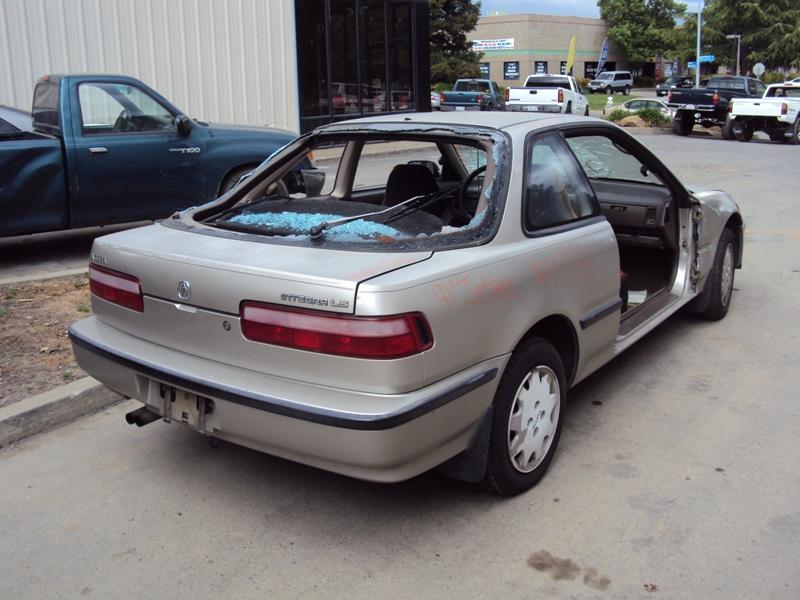 1991 ACURA INTEGRA 2DOOR HATCH BACK LS MODEL 1.8L MT FWD COLOR ...
