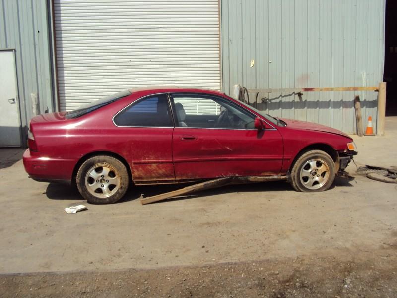 Honda accord 1997 2 door
