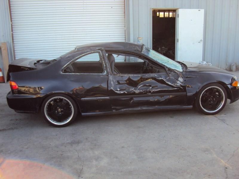 1995 honda civic 2 door cpe dx model 1 5l mt 2wd color black a13053 rancho honda acura recycling for 1995 honda civic interior parts