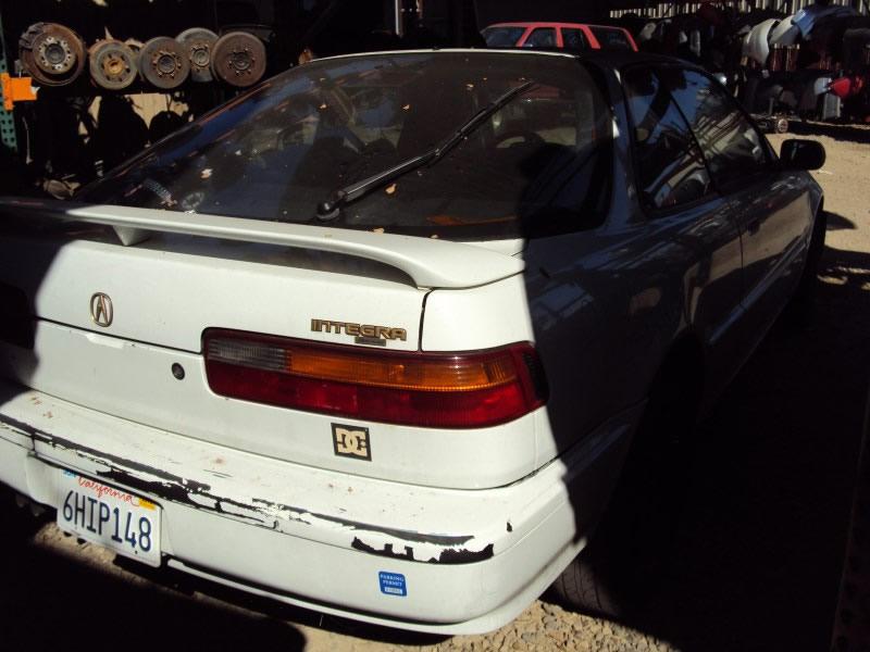ACURA INTEGRA DOOR HATCHBACK LS SPECIAL MODEL L AT FWD - 1993 acura integra parts