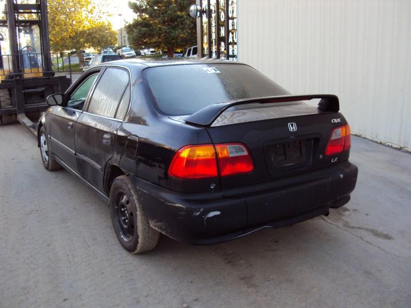 2000 honda civic 4 door sedan lx model 1 6l at fwd colior black a14128 rancho honda acura recycling. Black Bedroom Furniture Sets. Home Design Ideas