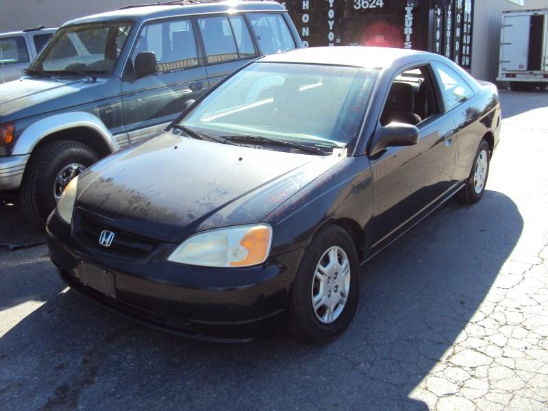 Dsc on 2001 Honda Civic Distributor