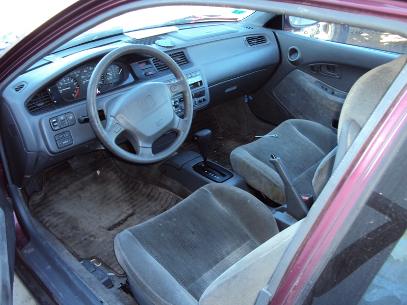 1994 Honda Civic Ex Model 2 Door Coupe 1 6l Vtec At Fwd