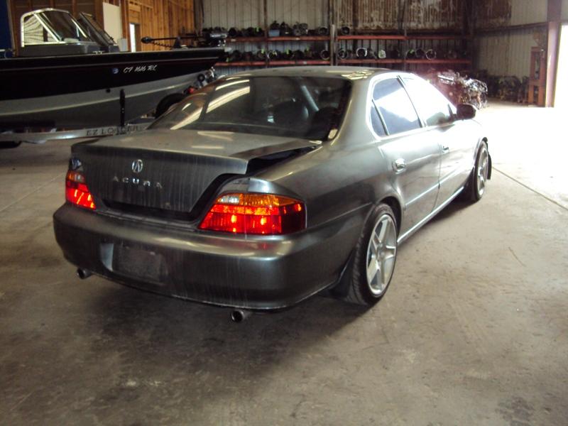 Dsc on 2000 Acura Rl Parts