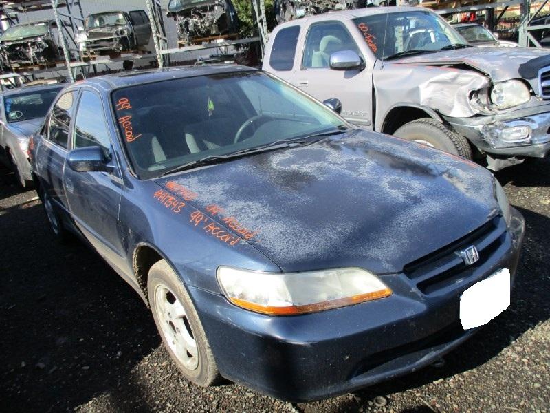 1999 HONDA ACCORD EX NAVY BLUE 23L VTEC AT A17543
