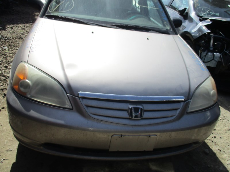 2001 honda civic lx 4dr beige 1 7l at a16340 rancho honda acura recycling. Black Bedroom Furniture Sets. Home Design Ideas