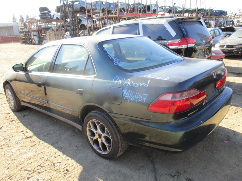 1998 honda accord lx green 2 3l vtec at a16487 rancho honda acura recycling. Black Bedroom Furniture Sets. Home Design Ideas