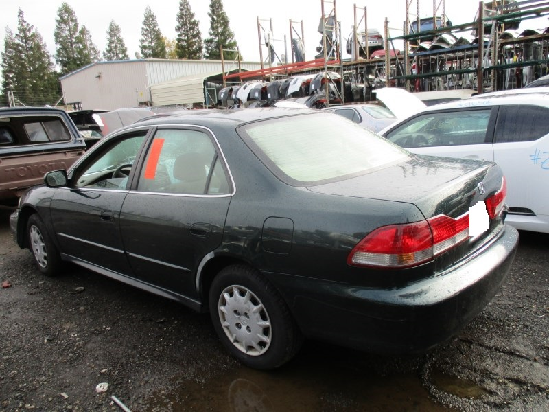 2001 honda accord lx green 2 3l at a16490 rancho honda acura recycling. Black Bedroom Furniture Sets. Home Design Ideas