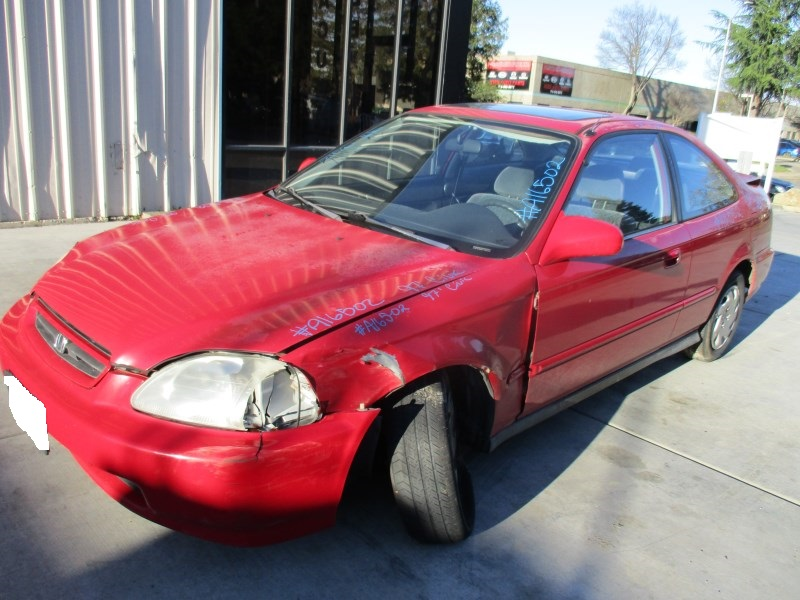 1997 honda civic dx vtec