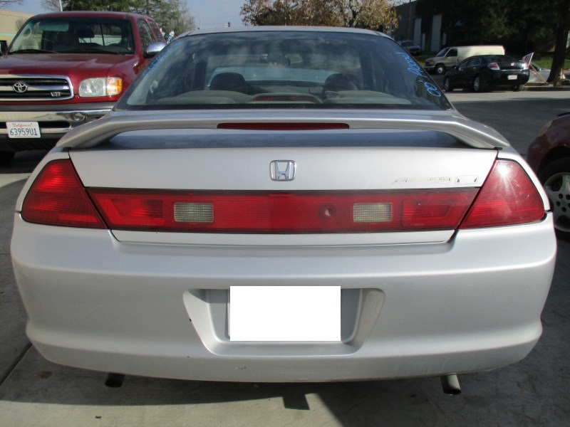 2000 honda accord ex silver 2dr 3 0l vtec at a16503 rancho honda acura recycling. Black Bedroom Furniture Sets. Home Design Ideas