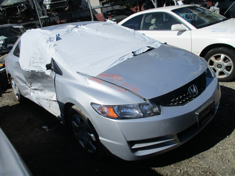 2011 honda civic lx silver 2dr 1 8l vtec at a17551 rancho honda acura recycling. Black Bedroom Furniture Sets. Home Design Ideas
