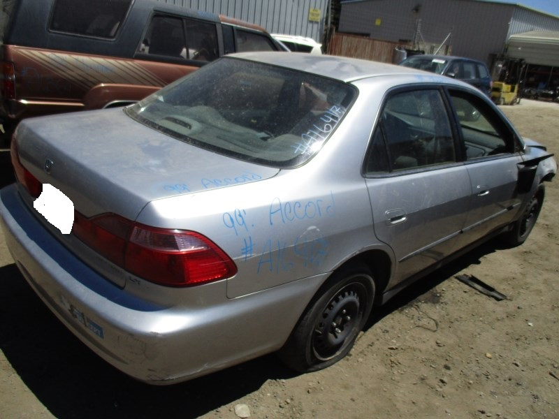 1999 honda accord lx silver 2 3l at a16417 rancho honda acura recycling. Black Bedroom Furniture Sets. Home Design Ideas