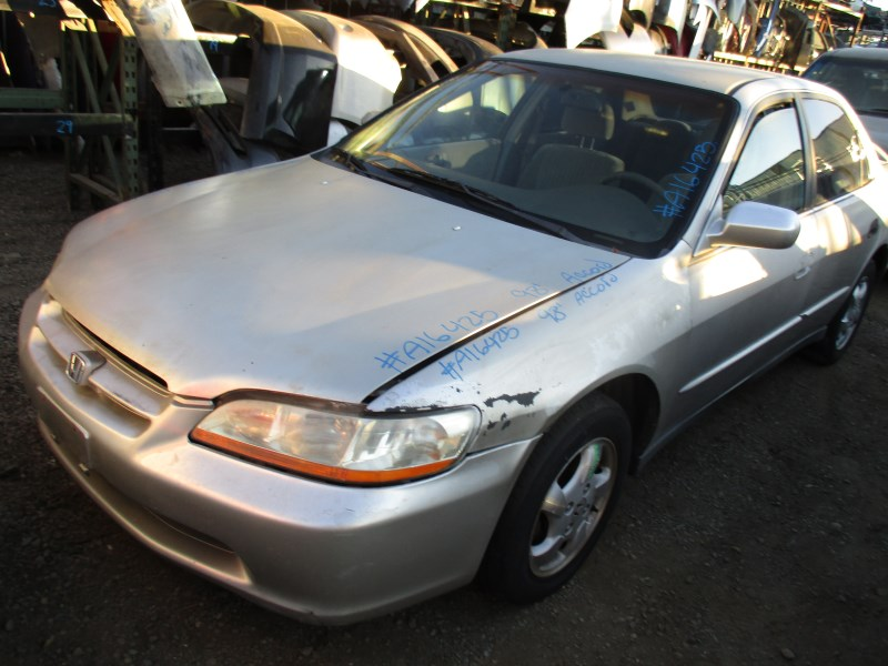 1998 honda accord lx silver 2 3l vtec at a16425 rancho honda acura recycling. Black Bedroom Furniture Sets. Home Design Ideas