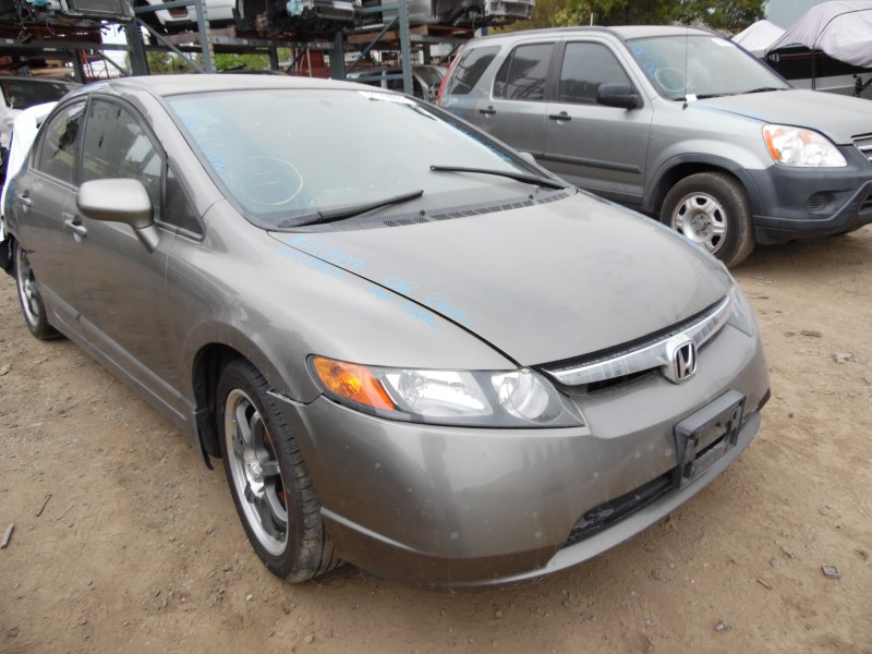 2006 honda civic lx metallic brown 4 door 1 8l vtec at a17557 rancho honda acura recycling. Black Bedroom Furniture Sets. Home Design Ideas