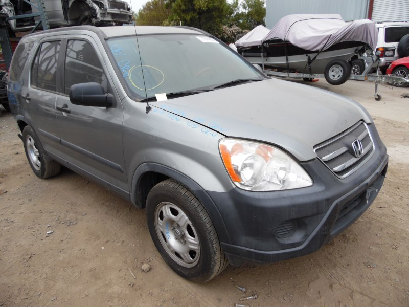 2005 honda cr v lx gray 2 4l at 2wd a17556 rancho honda acura recycling. Black Bedroom Furniture Sets. Home Design Ideas