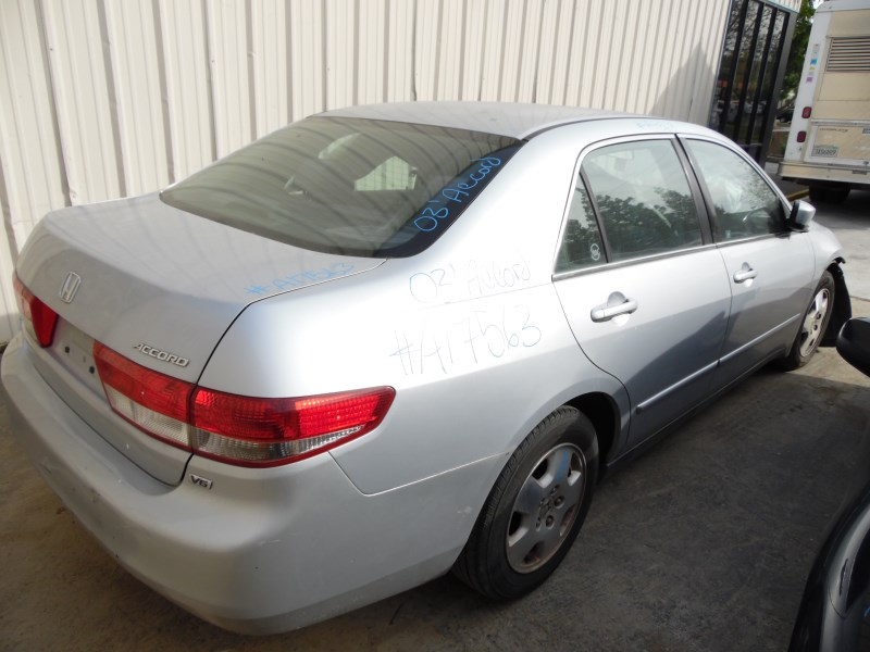 2003 honda accord lx silver 3 0l at a17563 rancho honda acura recycling. Black Bedroom Furniture Sets. Home Design Ideas