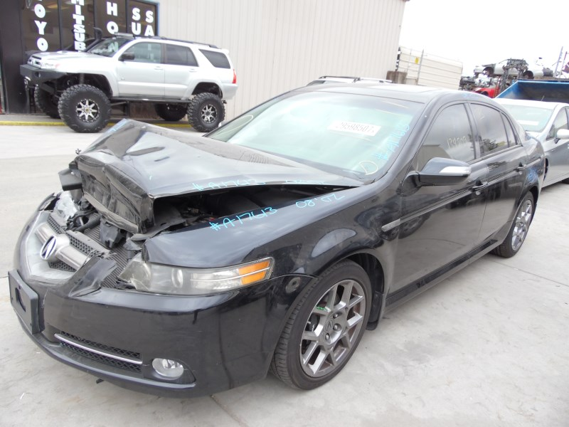 ACURA TL TYPE S BLACK L AT WD A RANCHO HondaAcura - Acura cl type s performance parts