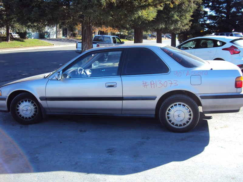 HONDA ACCORD 90-93 - RANCHO CORDOVA HONDA-ACURA USED CAR AND TRUCK